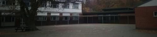 Træningspladsen i Hillerød